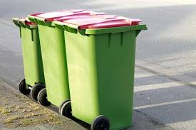 Different types of skip bins